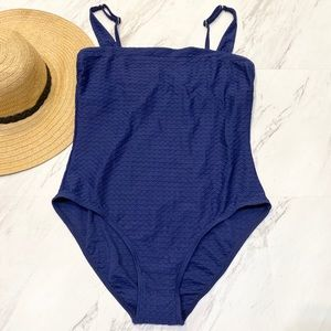New! Athena Hey There Blue One Piece Swimsuit 12
